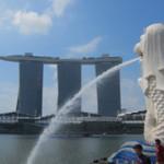 ベトナム航空(VN659便) ホーチミン→シンガポール【シンガポール旅行記②】